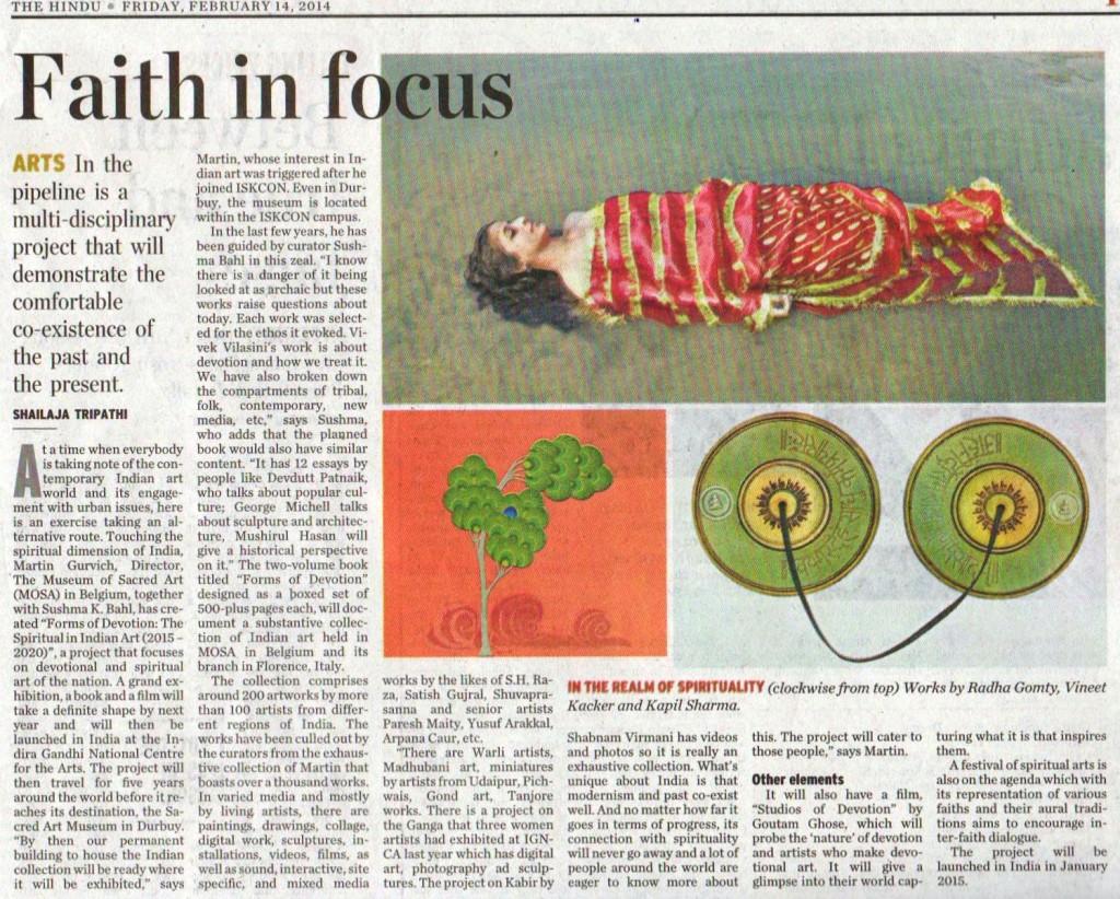 The Hindu_14th Feb2014