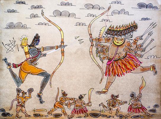 Ramayana 17
