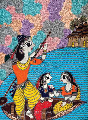 Ferociuos Goddess Kali