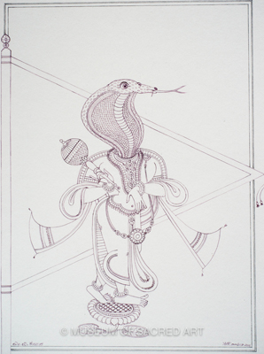 Vasuki Serpent