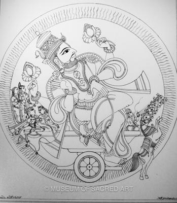 Surya, Sun God