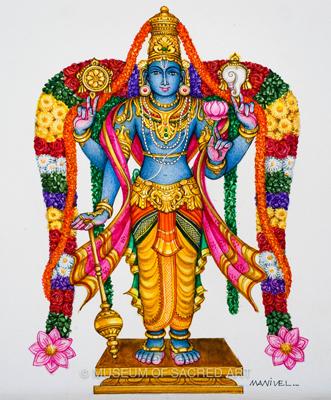 Sri Madhava Moorthi