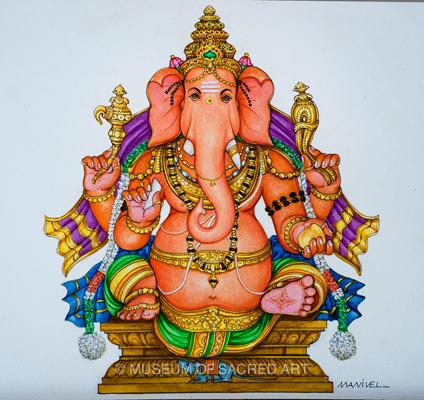 Sri Sristi Ganapathi