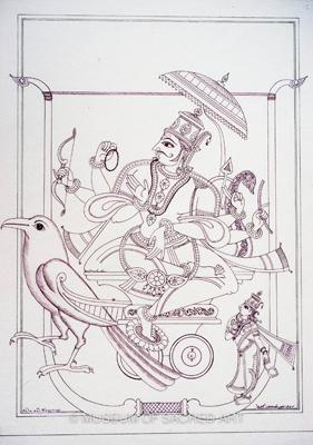 Navgraha - Shani