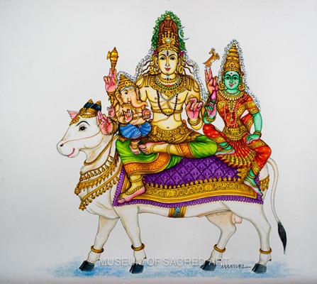 Sri Vrishabha Rudra