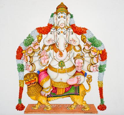 Sri Heyramba Ganapathi