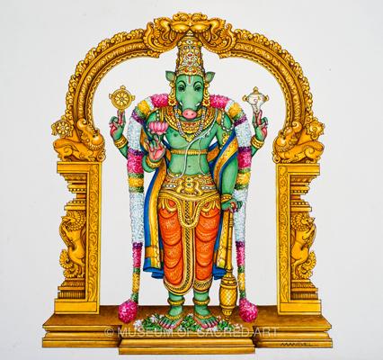 Sri Varaha Avatara Murthi