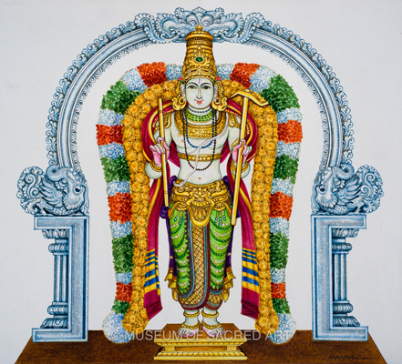 Sri Balarama Avatara Moorthi