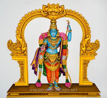 Sri Rama Avatara Murthi