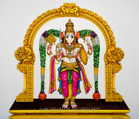 Sri Kalki Avadhara Murthi