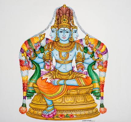Sri Aghora Moorthi Siva