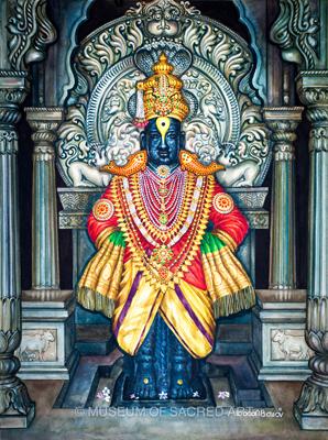 Sri Lord Vithoba (sri Pandurangan)