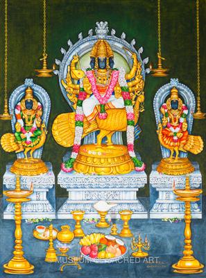 Sri Lord Subramanyar