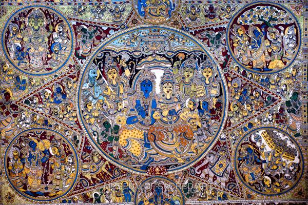 Sita And Rama Pastimes