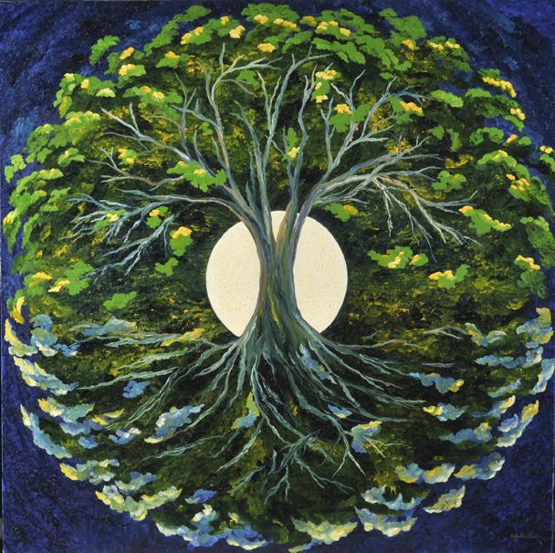Tree of Brahma