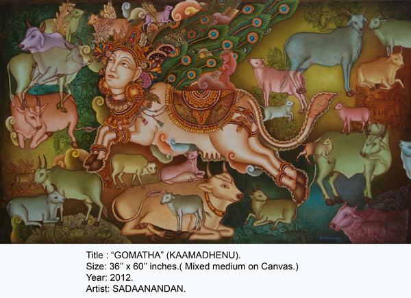 Gomatha- Kaamadhenu