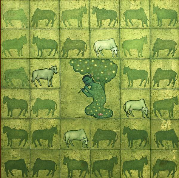 Krishna's Cows