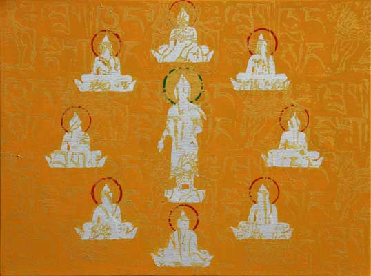 Buddha Series II