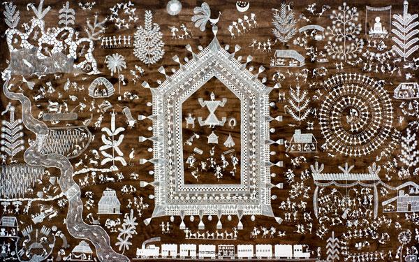 Lageen Chouk, Palget Devi and Warli Life