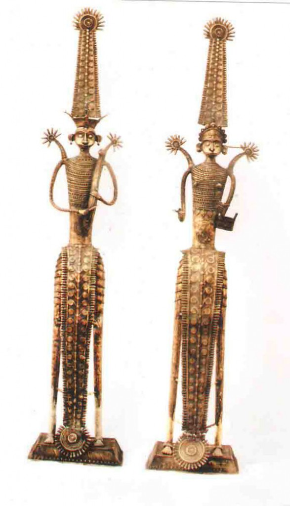 Jitku Mitku- Tribal Deities