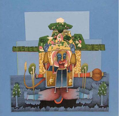 Hanuman Brings Sanjeevani