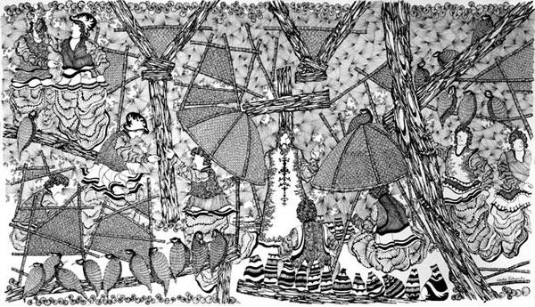 Durga Puja Pandal II
