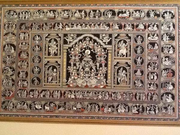 Pastimes Of Krishna