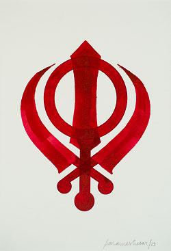 Khanda, Sikhism