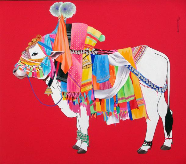 Gangireddu - Sacred Bull