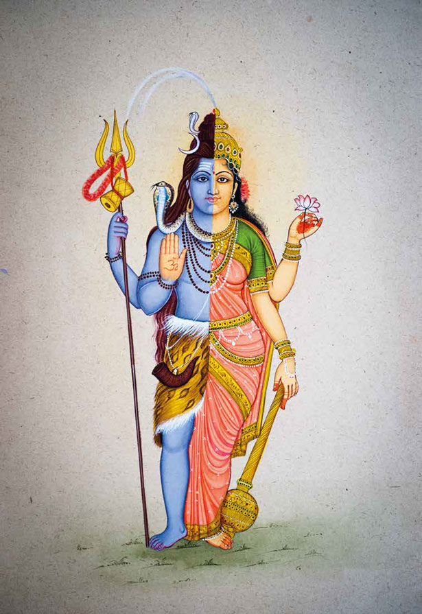 Shiva - Parvati